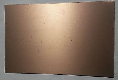 200 x 300 Copper Clad Plate laminate PCB Board Glass Fiber 18 35 70 105 UM
