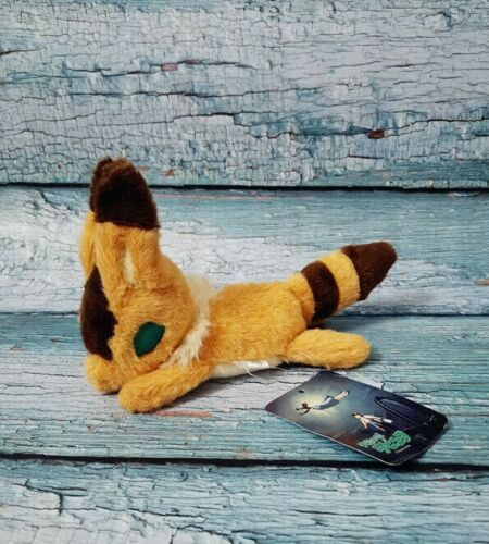 High Quality Studio Ghibli Laputa Nausicaa Teto Fox Stuffed Doll Toy