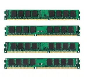 Details about NEW 16GB 4x4GB PC3-10600 1333MHZ DDR3 240pin for HP - Compaq  6000 Pro Microtower