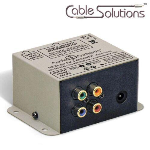 Audio Authority 1180R Enclosed Component Video Receiver