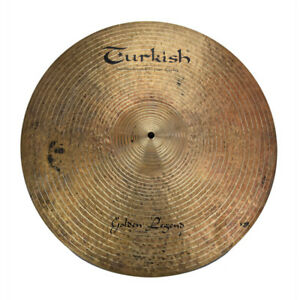 TURKISH-CYMBALS-cymbale-Golden-Legend-21-034-Ride-3287g
