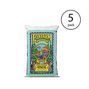 FoxFarm-Ocean-Forest-Plant-Garden-Potting-Soil-Mix-6-3-6-8-pH-40-Lbs-5-Pack