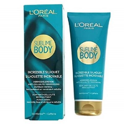loreal sublime body test