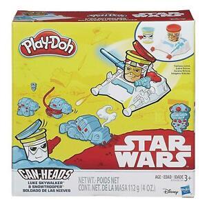 Play-Doh-Starwars-Can-Cabeza-Luke-Skywalker-Con-Nieve-Soldado