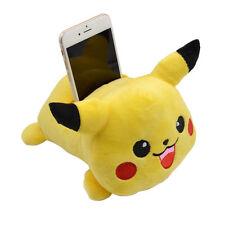 Anime Pokémon Pikachu Handy Fernbedienung Halter Wohnung Dekoration Plüsch