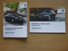 Betriebsanleitung BMW 4er Gran Coupe 420 428 435 418 425 430 02.2015