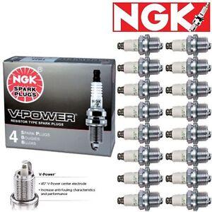 8 Denso Iridium Power Spark Plugs for 1996 MERCEDES-BENZ SL500 V8-5.0L