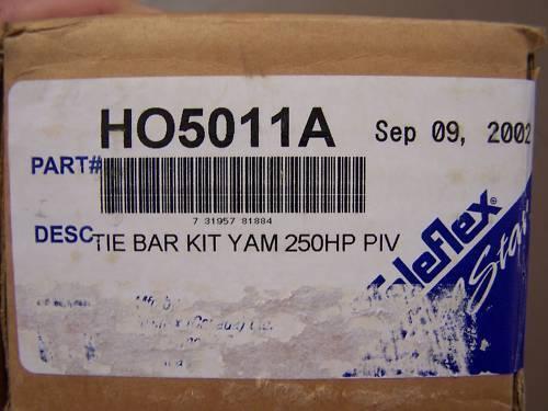 Teleflex SeaStar HO5011A Tie Bar Kit Yamaha 250 HP PIV 11709-92