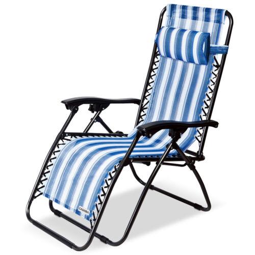 Liegestuhl Campingstuhl Gartenliege Klappstuhl Relaxliege Relaxsessel Liege