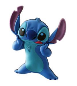Disney Lilo Stitch Lasercut Magnet New Release Brand New