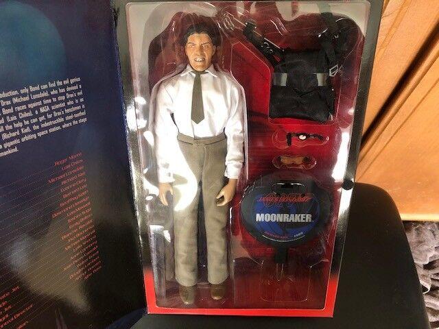 gran selección y entrega rápida SIDESHOW 007 Moonraker 13' 13' 13' Richard Kiel como Mandíbulas escala 1 6  Los mejores precios y los estilos más frescos.