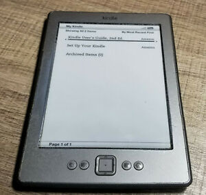 Amazon-Kindle-4th-5th-Generation-2GB-WiFi-6in-D01100-Gray-eReader