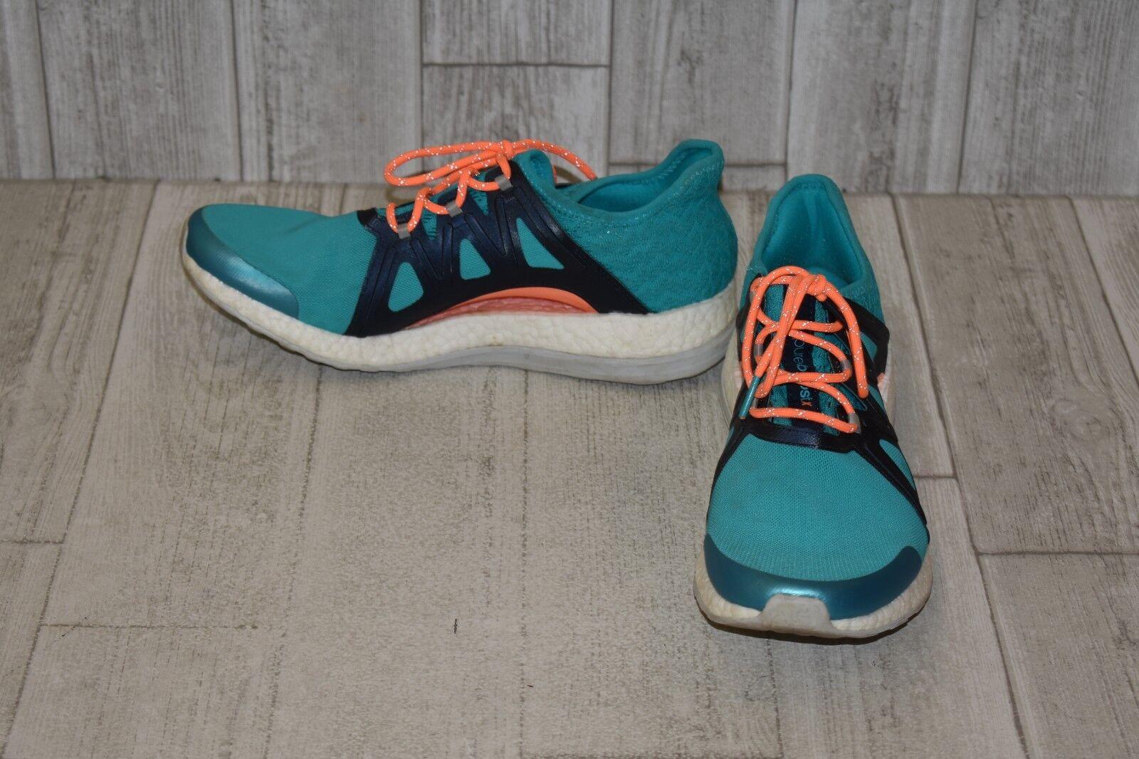 Adidas PureBoost Xpose Clima Sneaker - Women's Size 10 bluee