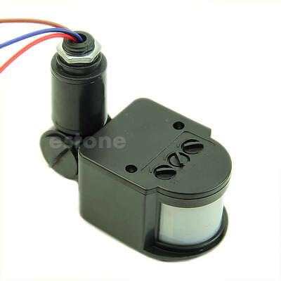 New 12M PIR Infrared Motion Sensor Detector Outdoor Security LED Light RF 140°
