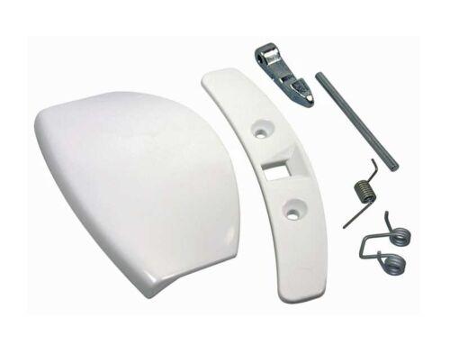 AEG 5027641600 eingesetzt in Waschmaschinen Kit kpl Türgriff weiß