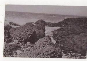 Lord-Antrims-Parlour-Giants-Causeway-N-Ireland-Vintage-Tuck-Postcard-422a