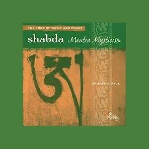 SHABDA-Mantra-Mysticism-Russil-Paul-CD-NEW