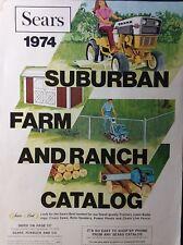 SEARS SUBURBAN ST12 CRAFTSMAN GARDEN FARM TRACTOR KEYCHAIN KEY CHAIN RING FOB