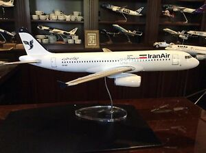 Details about IRAN AIR AIRBUS A320 IN 1/50 SCALE BY GRAPHIDECO MODELS  FRANCE 31