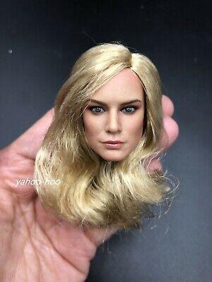 Details about  /1:6 Captain Marvel Brie Larson Head Sculpt F 12inch Female PH TBL Action Figure