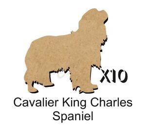 MDF-Shape-Dog-10-CAVALIER-KING-CHARLES-SPANIEL-MDF-cutouts-craft-5-SiZE-DOGW099