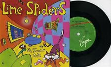 "Lime Spiders - My Favourite Room 7"" Radio Birdman Celibate Rifles Australia Punk"