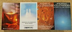 Vintage 1983-1991 Cassette Tape Lot Andreas Vollenweider White Winds & More
