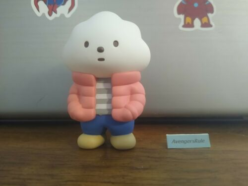 Pop Mart Fluffy House Mr White Cloud Series 2 Winter Edition Mr White Cloud
