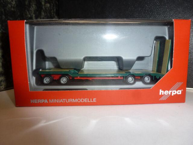 1//87 Herpa MAN TGX XXL Meusburger-Sattelzug W/&F Franke 302883*