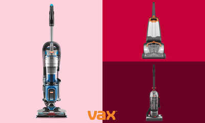Save up to 30% off Vax