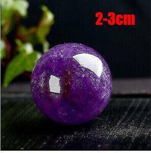 Natural-Amethyst-Quartz-Sphere-Pretty-Crystal-Ball-Healing-Xmas-Purple-Stone