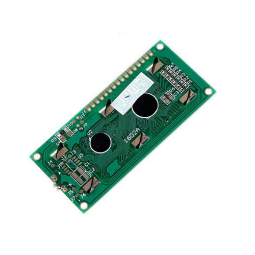 DC 5V 1602 LCD Display Module White Character LCM Blue Screen W// Blacklight New