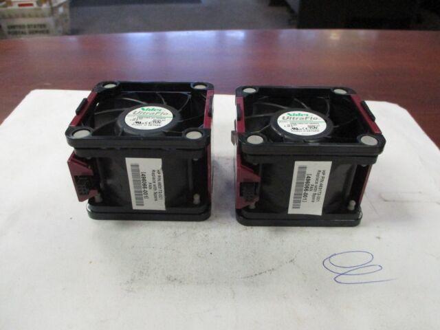 Original Nidec TA350DC M34691-33 Fan DC24V 0.33A 92x92x25mm High power case fans