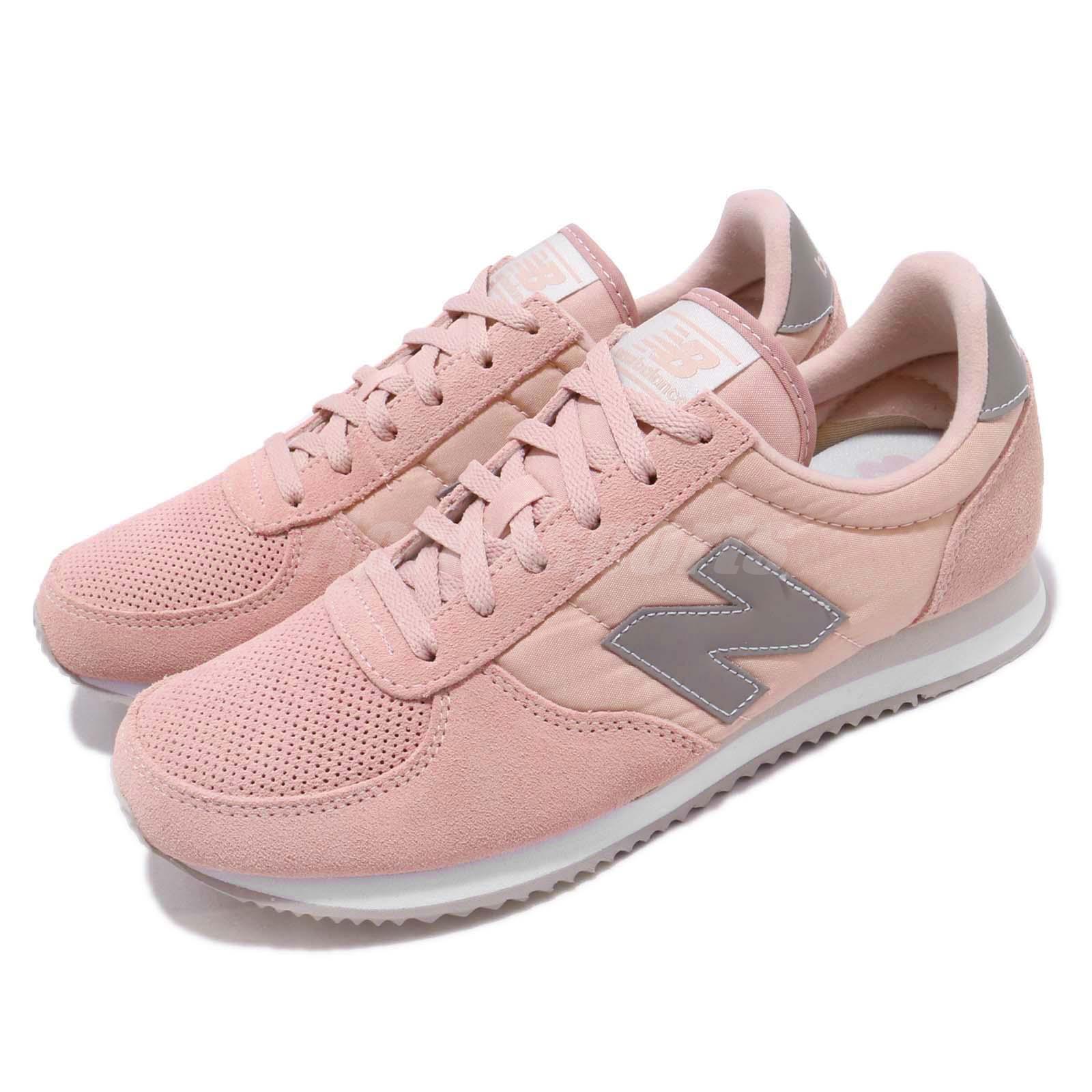 New balance WL220TE B rosado gris Mujeres Zapatos Tenis Informales Informales Informales Correr WL220TEB  barato