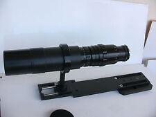 CENTURY   TELE - ATHENAR II  4,5 / 385mm  PL-mount   mit orginal  Objektivstütze
