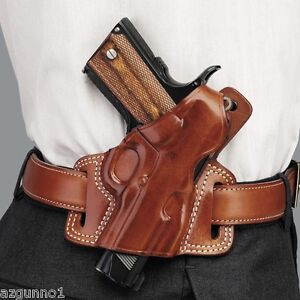 Galco-SILHOUETTE-Holster-For-Glocks-17-22-31-Right-Hand-Tan-Part-SIL224
