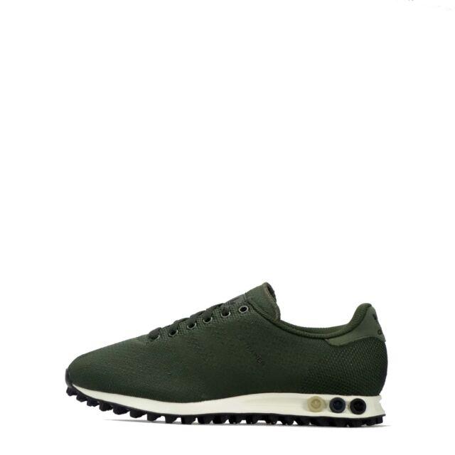 check-out 40049 29389 adidas Originals LA Trainer Weave Mens / Womens Unisex Shoes Night  Cargo/Black