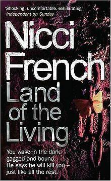 Land of the Living de French, Nicci | Livre | état bon