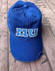 Disney Parks Monsters University Mike Wazowski Hat Mu Ebay