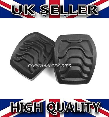 TOURNEO COURIER FOOT BRAKE CLUTCH PEDAL PAD RUBBER 1x FORD TRANSIT ...