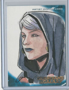 Phyla-Vell-UD-Marvel-Guardians-of-the-Galaxy-Sketch-Card-by-Nicole-Virella-1-1