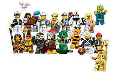 Lego Minifigures  serie 10 71001 Au choix - Choose Your Figure