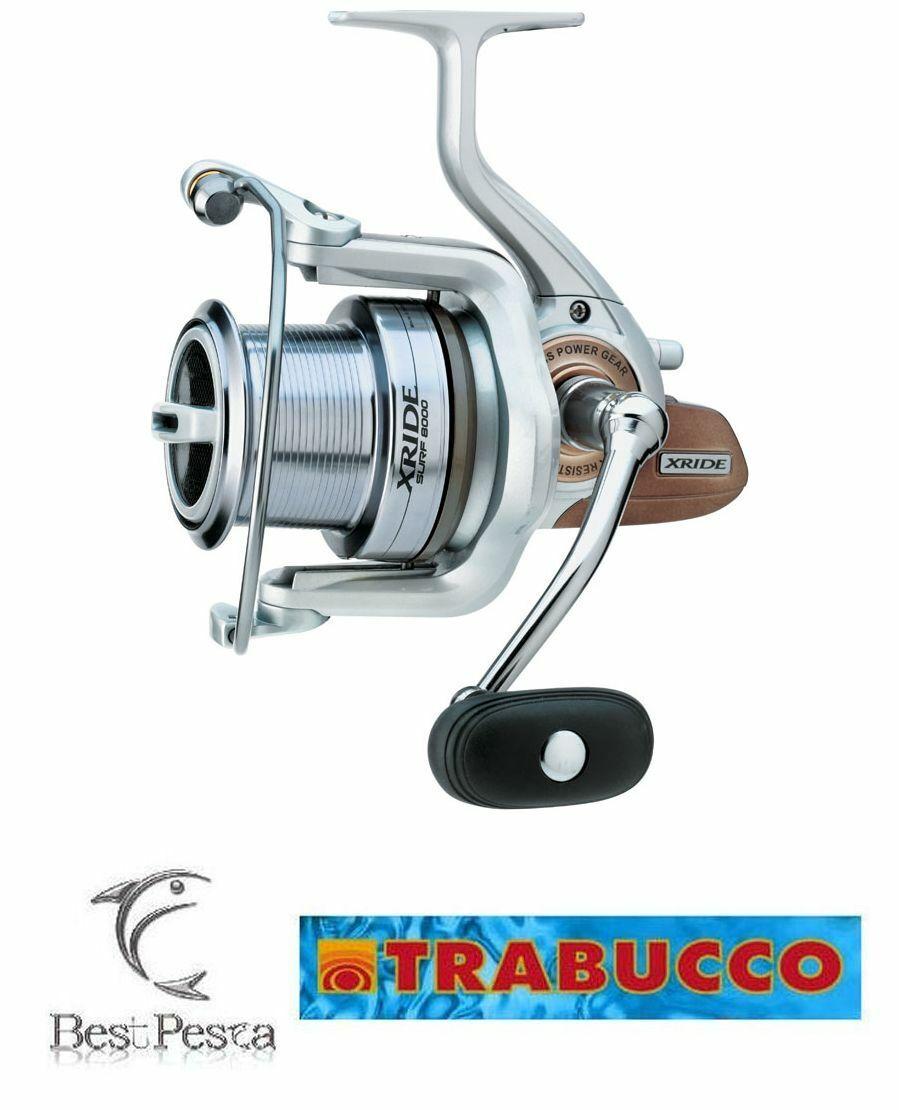 MULINELLO Trabucco  X-RIDE 8000 - codice  035-06-080