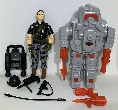 Black Major CUSTOM Starduster Figure With Accessories TF1D