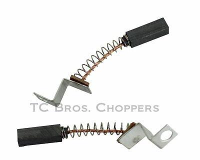 Fits 70-79 Points Models rotor stator rectifier XS650 Alternator Brushes Set