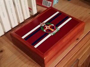 QARANC-Royal-Army-Nursing-Corp-Military-Medals-and-Memorabilia-Box-Fab-Gift