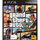 Grand Theft Auto 5 GTA V PS3 Sony PlayStation 3