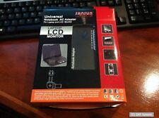 Sansun Universal Notebook Netzteil bis 100 Watt mit 8 Adapter, KFZ, USB Port NEU