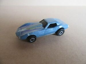 321H-Hotwheels-Malasia-Chevrolet-Corvette-1976-Mattel-1-64