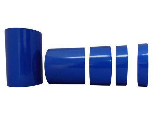 Blue Engineer Grade Retro Reflective Pinstripe Tape x 30 ft. 1.5 in